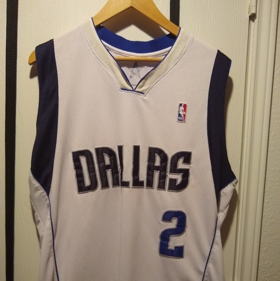 detailed look 670aa 614d0 Jason Kids Jersey Dallas Mavericks XL